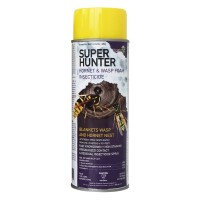 SUPER HUNTER HORNET AND WASP FOAM INSECTICIDE #202