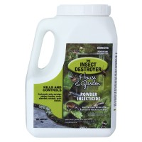 HOUSE & GARDEN INSECTS DESTROYER #8000